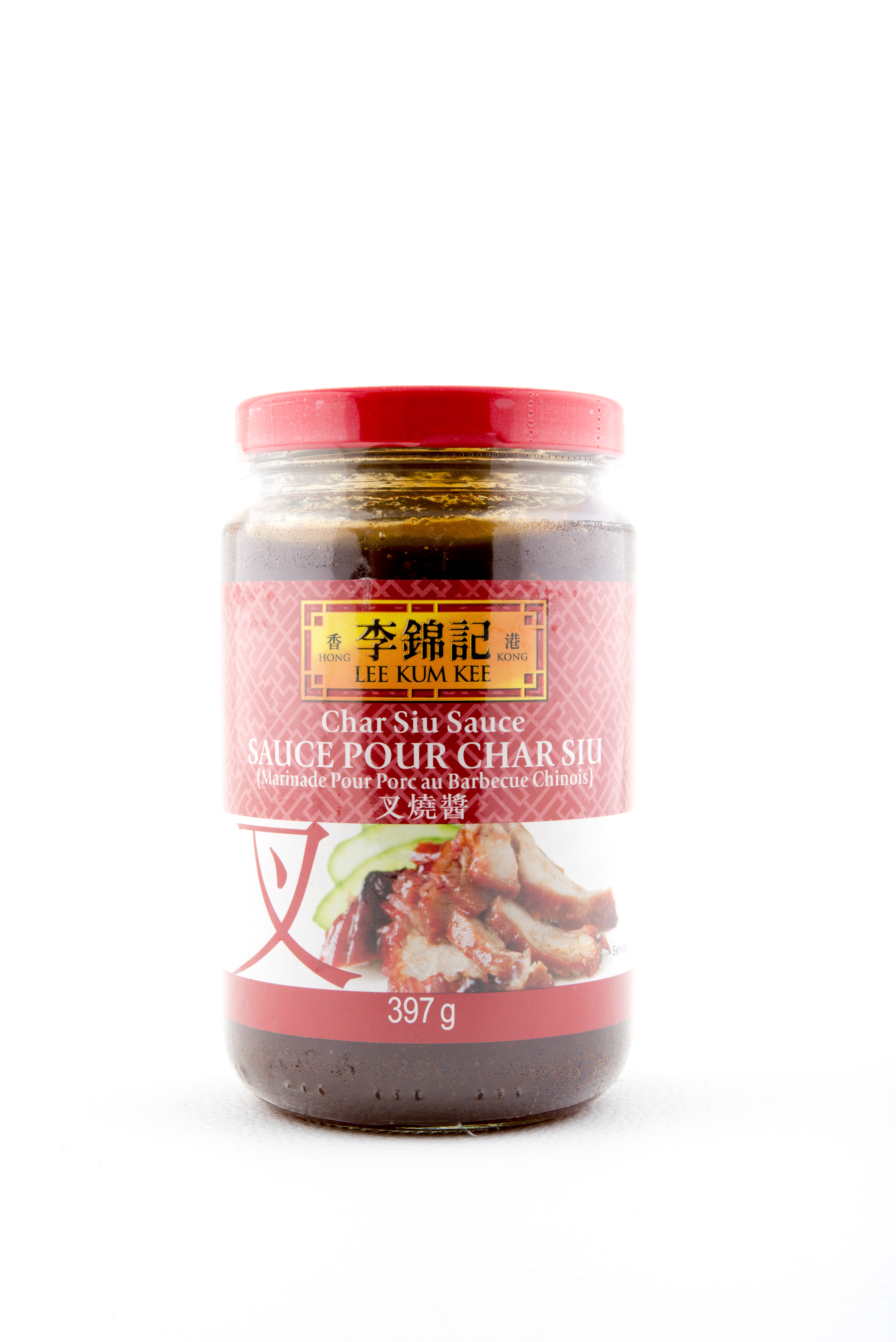 "Sauce Barbecue pour ""Char Siu"""