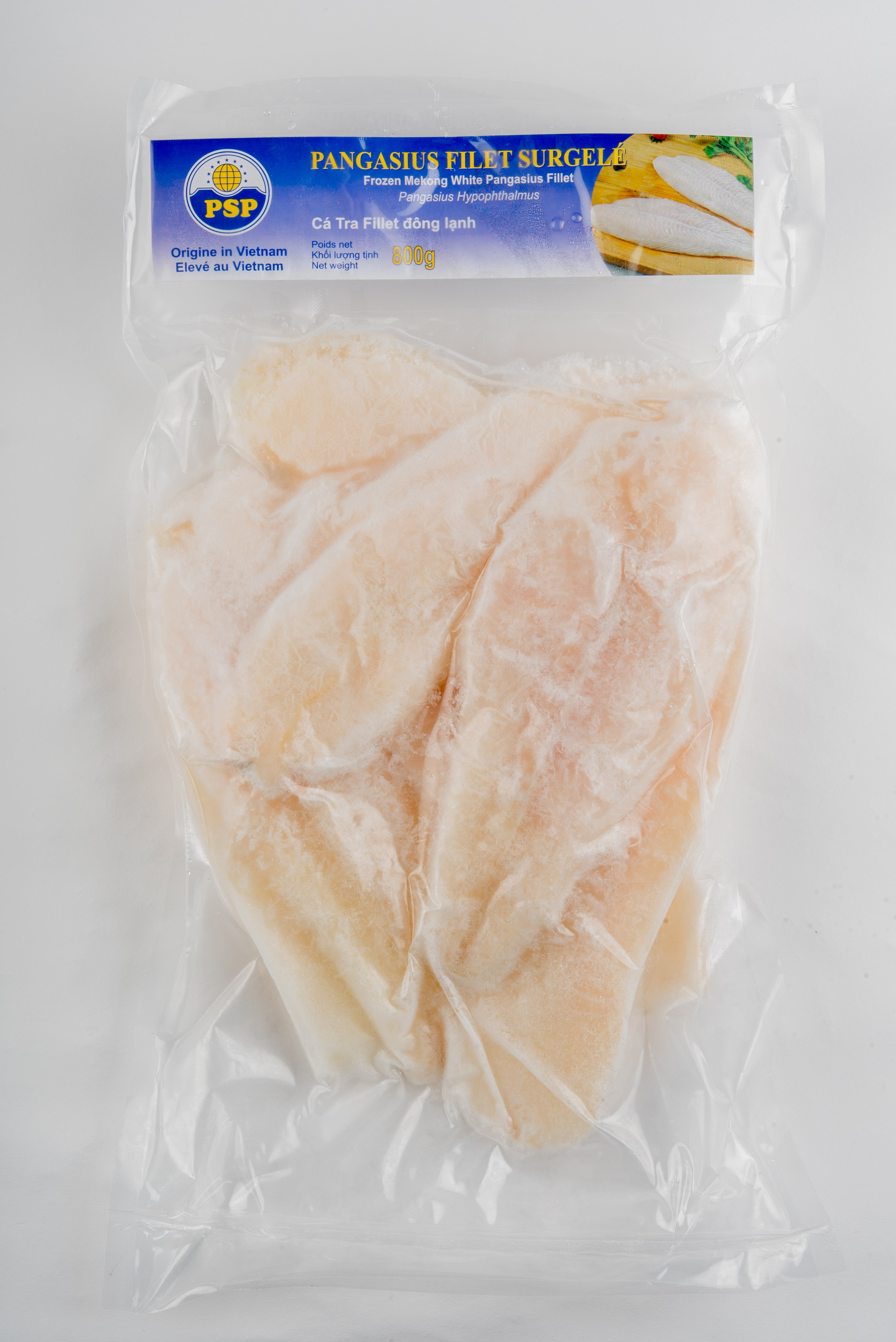 Filet de Pangasius 100/200
